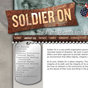 Soldier On screenshot